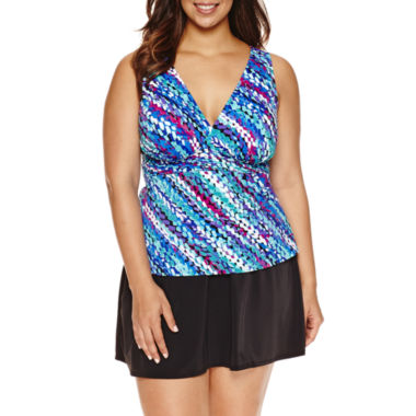 jcpenney.com | Trimshaper®  Whipstitch Katie Tankini or Skirt