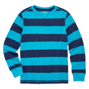 jcpenney.com | Arizona Long-Sleeve Striped Thermal - Boys 8-20 and Husky