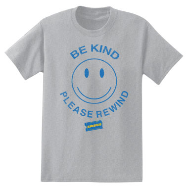 jcpenney.com | Neck T-Shirt Short Sleeve Crew Blockbuster Be Kind