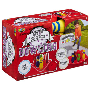 jcpenney.com | Poof My 1st Sports Bowling 11-pc. Bowling Set
