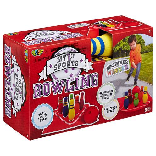 Poof My 1st Sports Bowling 11-pc. Bowling Set