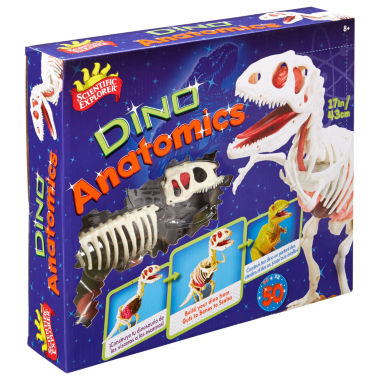 jcpenney.com | Scientific Explorer Anatomic T-Rex Dinosaur Model Kit 48-pc. Discovery Toy