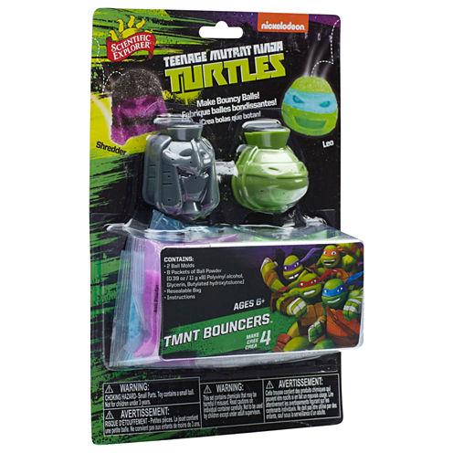 Scientific Explorer Teenage Mutant Ninja Turtles Bouncers 11-pc. Discovery Toy
