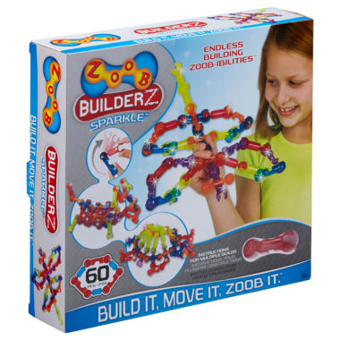 jcpenney.com | Zoob 60 Piece Sparkle 60-pc. Interactive Toy
