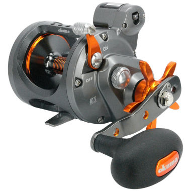 jcpenney.com | Okuma Cold Water Line Counter Baitcasting Reel