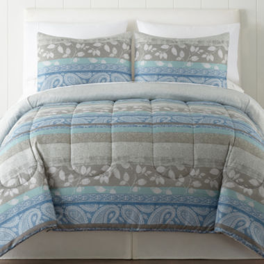 jcpenney.com | Home Expressions 3-pc. Stripes Comforter Set