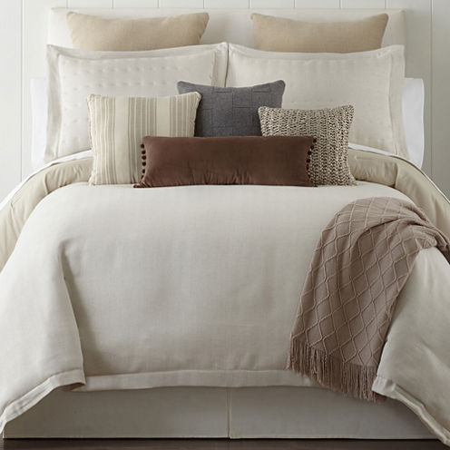 Reims 3 Pc Comforter Set Jcpenney