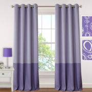 Blackout Grommet-Top Curtain Panel