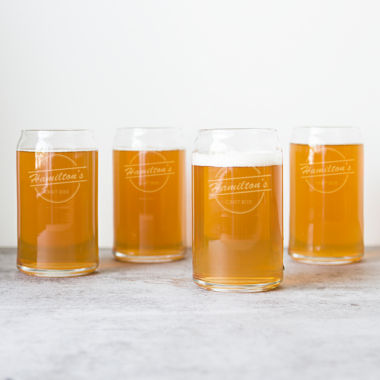 jcpenney.com | Cathy's Concepts 4-pc. Beer Glass Set