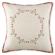 Home Expressions™ Claudia Square Decorative Pillow