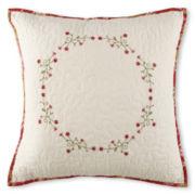 Home Expressions™ Claudia Square Decorative Pillow