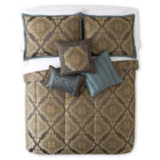 Nottingham 7-pc. Jacquard Comforter Set