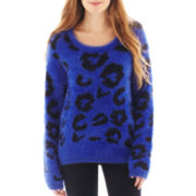 Say What? Patterned Sweater