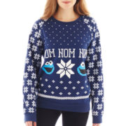Cookie Monster Holiday Sweatshirt
