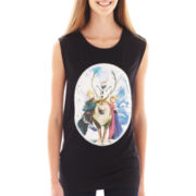 Disney Frozen Tunic Tank Top