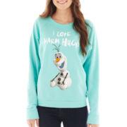 Disney Frozen Olaf Long-Sleeve Tee
