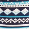 Blue Fairisle