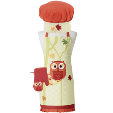 jcpenney.com | Ladelle® Harvest Time Kid's Chef Set