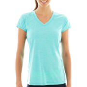 Xersion™ Short-Sleeve Melange Tee