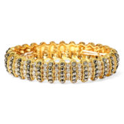 Monet® Crystal Stretch Bracelet