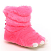 Carter's® Sasha Slippers - Baby Girls