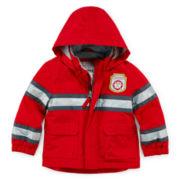 Carter's® Fireman Rain Jacket - Baby Boys 12m-24m