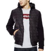 Levi's® Puffer Bomber Jacket