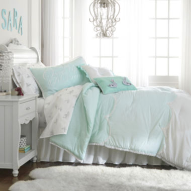 jcpenney.com | Frank and Lulu Polka Dottie Turquoise Comforter Set & Accessories