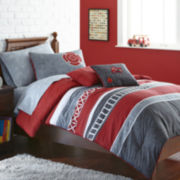 Frank and Lulu Ladder 23 Comforter Set & Accessories