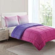 Victoria Classics Piper Ombré Comforter Set