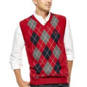 U.S. Polo Assn.® Argyle Sweater Vest