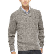 U.S. Polo Assn.® Crossover V-Neck Sweater