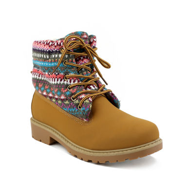 jcpenney.com | Olivia Miller Norwood Womens Work Boots
