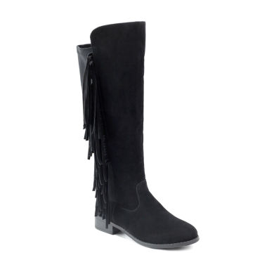 jcpenney.com | Olivia Miller Corona Womens Riding Boots