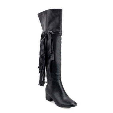 jcpenney.com | Olivia Miller Jackson Womens Over the Knee Boots