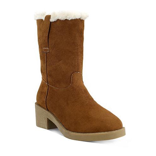 Olivia Miller Rego Womens Winter Boots