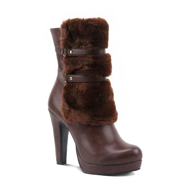 jcpenney.com | Olivia Miller Nevins Womens Bootie