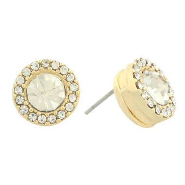 jcpenney.com | Gloria Vanderbilt Stud Earrings