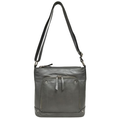 jcpenney.com | east 5th Leather Front Pocket Hobo Bag