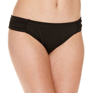 jcpenney.com | Liz Claiborne Solid Hipster Swimsuit Bottom