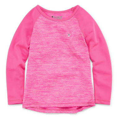jcpenney.com | Champion Girls Long Sleeve T-Shirt-Preschool