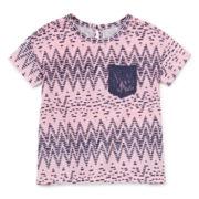 Arizona Girls Short Sleeve T-Shirt-Baby