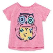 Arizona Girls Graphic T-Shirt-Baby