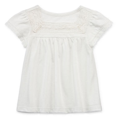 jcpenney.com | Arizona Short Sleeve T-Shirt-Baby Girls