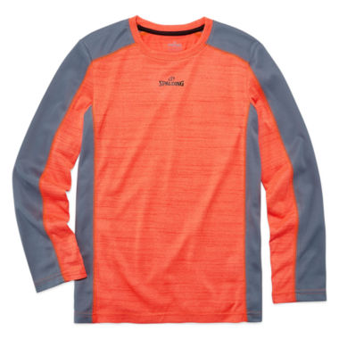 jcpenney.com | Spalding Boys Long Sleeve T-Shirt-Big Kid
