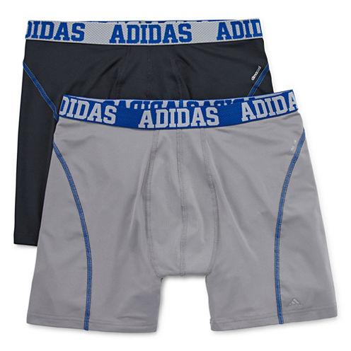 adidas® 2-pk. climacool® Boxer Briefs