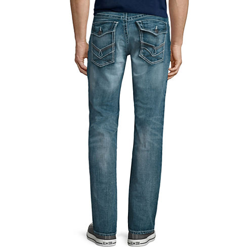 Decree Straight Fit Jeans