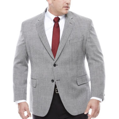jcpenney.com | Stafford Wool Sport Coat-Big and Tall