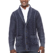The Foundry Supply Co. V Neck Cardigan