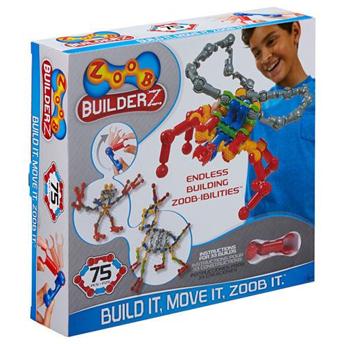 Zoob 75 Piece Builderz Interactive Toy